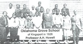 Oklahoma Grove School
